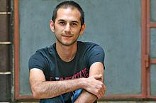אבירם בוכריס  (תצלום: דודו בכר)