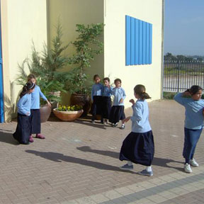 בית ספר לבנות