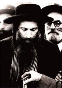 הרב ראטה.מייסד תולדות אהרון