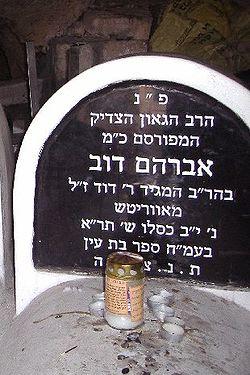 אברהם דוב מאבריטש