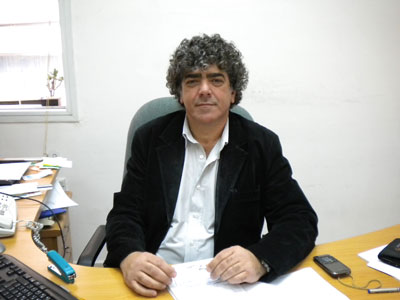 האדריכל רפאל גרציאני