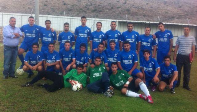 נוער מחוזית בכדורגל - הפועל צפת