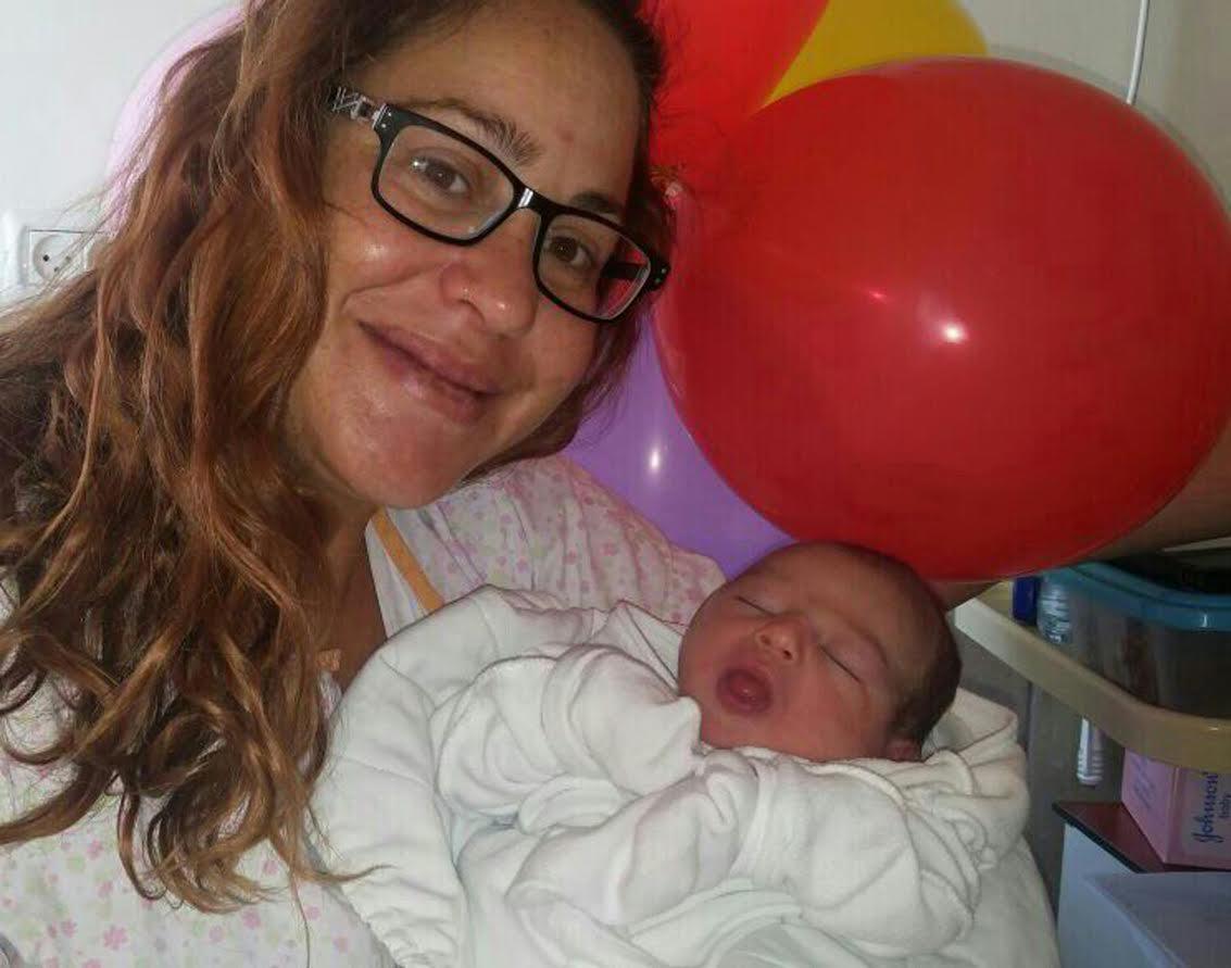התינוק הראשון לשנה החדשה נולד ערב החג במרכז הרפואי זיו בצפת!